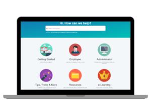 OpensoftHR-Customer-Service-Homepage
