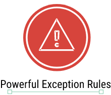 Powerful Exception Rules