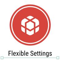 Flexible Settings
