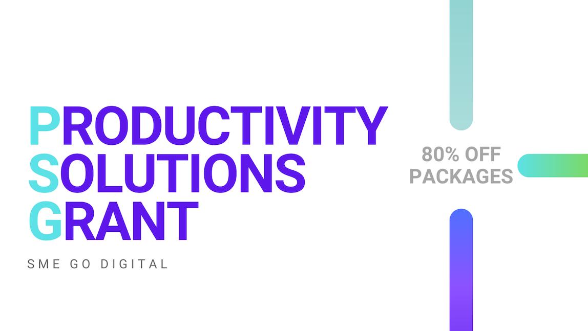 Productivity Solutions Grant-2