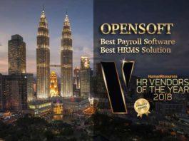 Payroll software application (Opensoft Malaysia)
