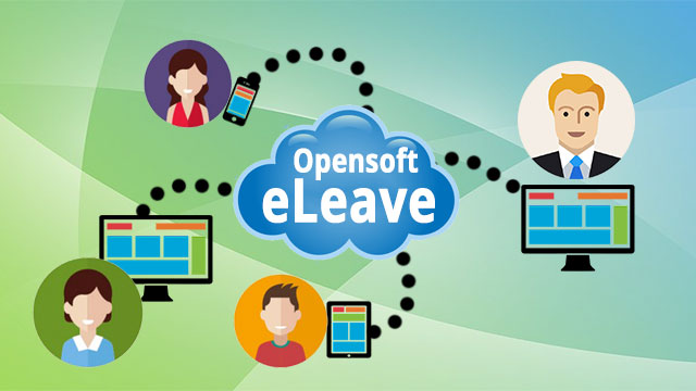 Opensoft eLeave online leave management portal