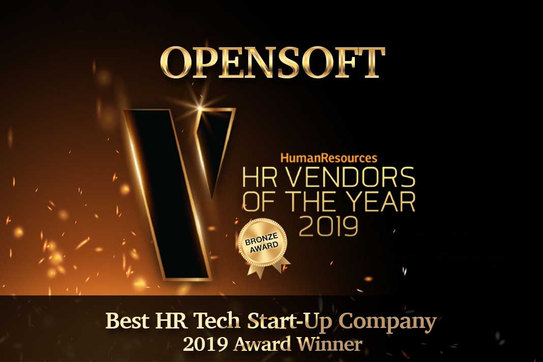 Opensoft Payroll voted Top 10 Best Payroll Software - HR Vendors of the Year Awards 2017