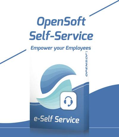 Opensoft Self Service HR portal software