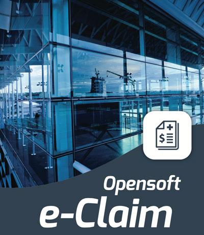 Opensoft eClaim expense management software
